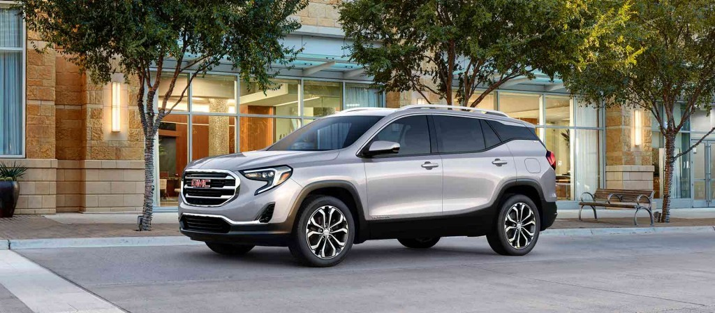 Professional Grade Leasehacking Gmc Terrain For 167 Month 0 Down