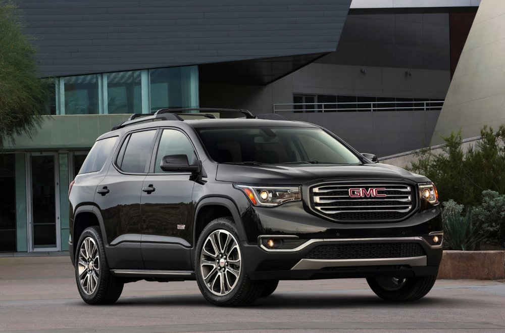 Gmc Acadia Lease >> Cheapest Midsize Seven Seater This Month Gmc Acadia For 260