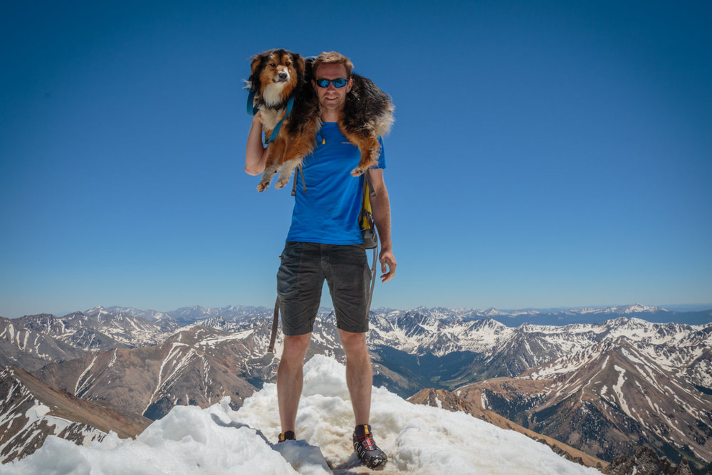 Summit with Penny