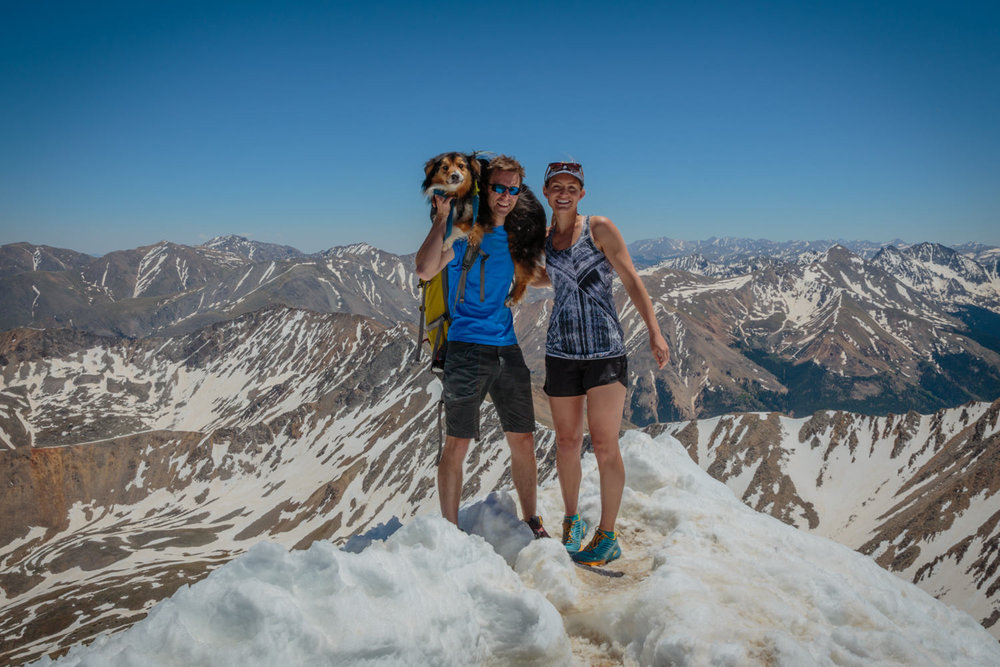 Summit with Melissa and Penny