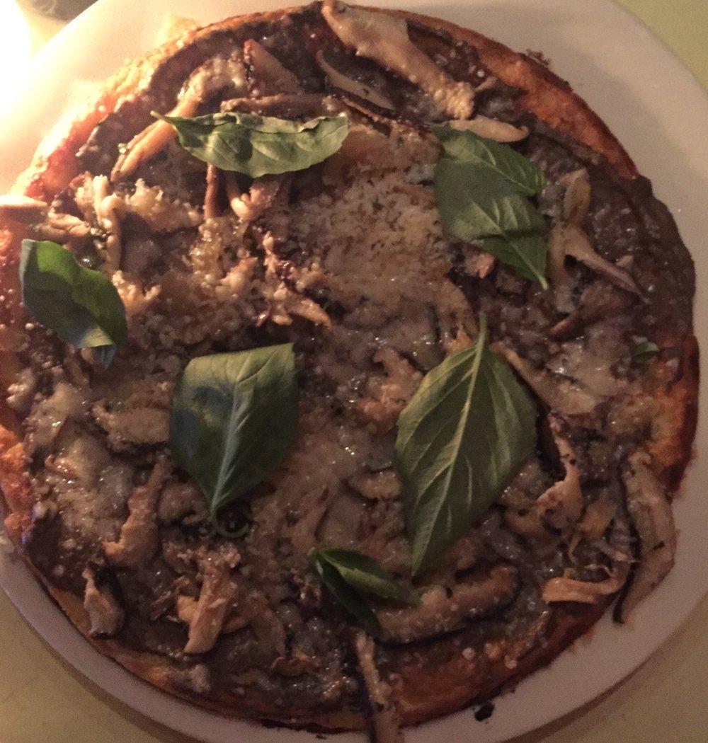 """Nizza - GF """"Socca"""" Pizza"""