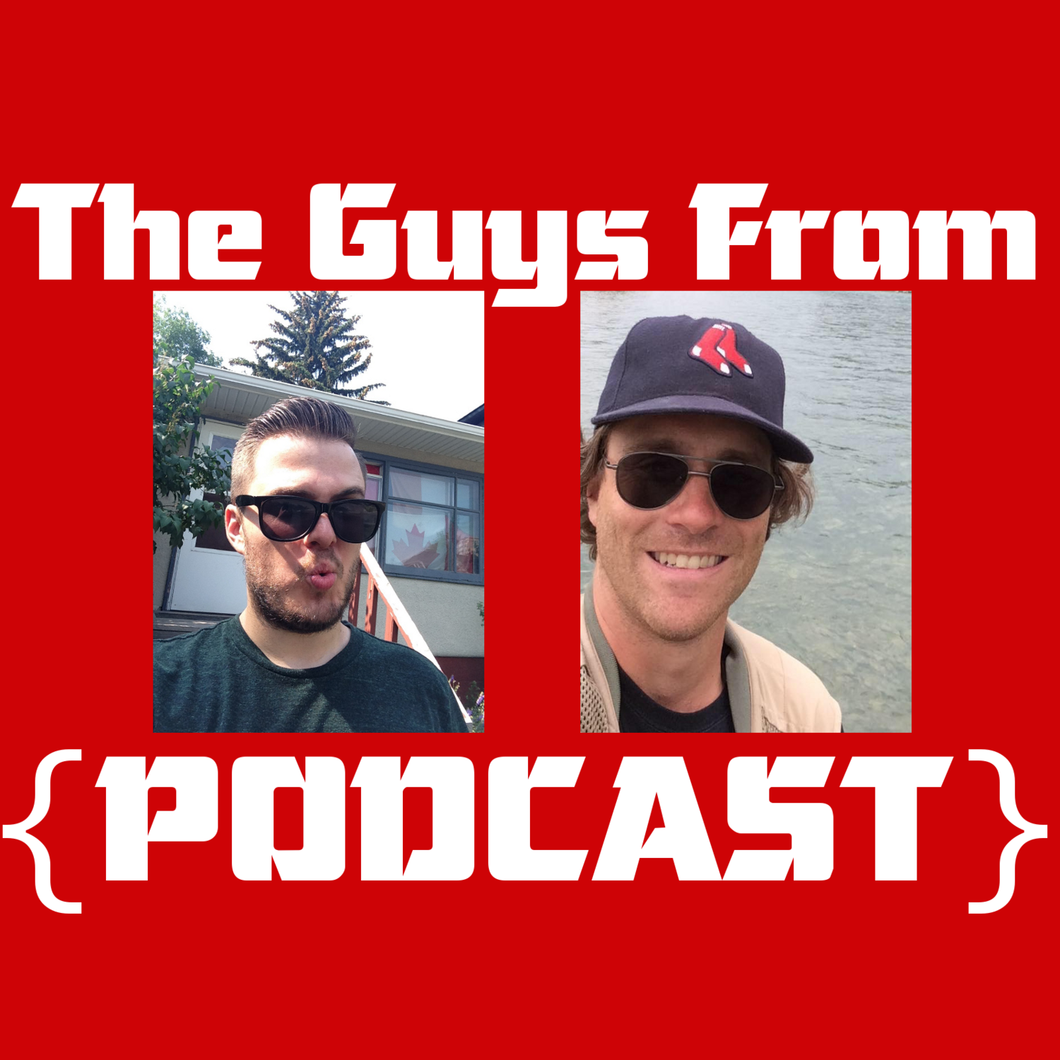 {PODCAST} - The Guys From...
