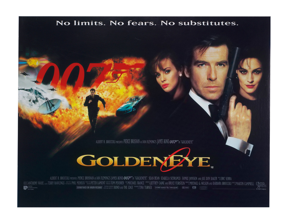With this start, Pierce Brosnan should have been a  much  more popular Bond