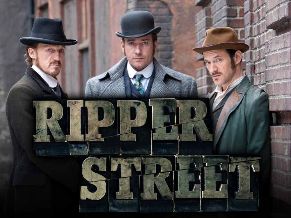 A Mystery Drama set in Whitechapel with Series 1 taking place 6 months after Jack the Ripper?  PHOTO: BBC One