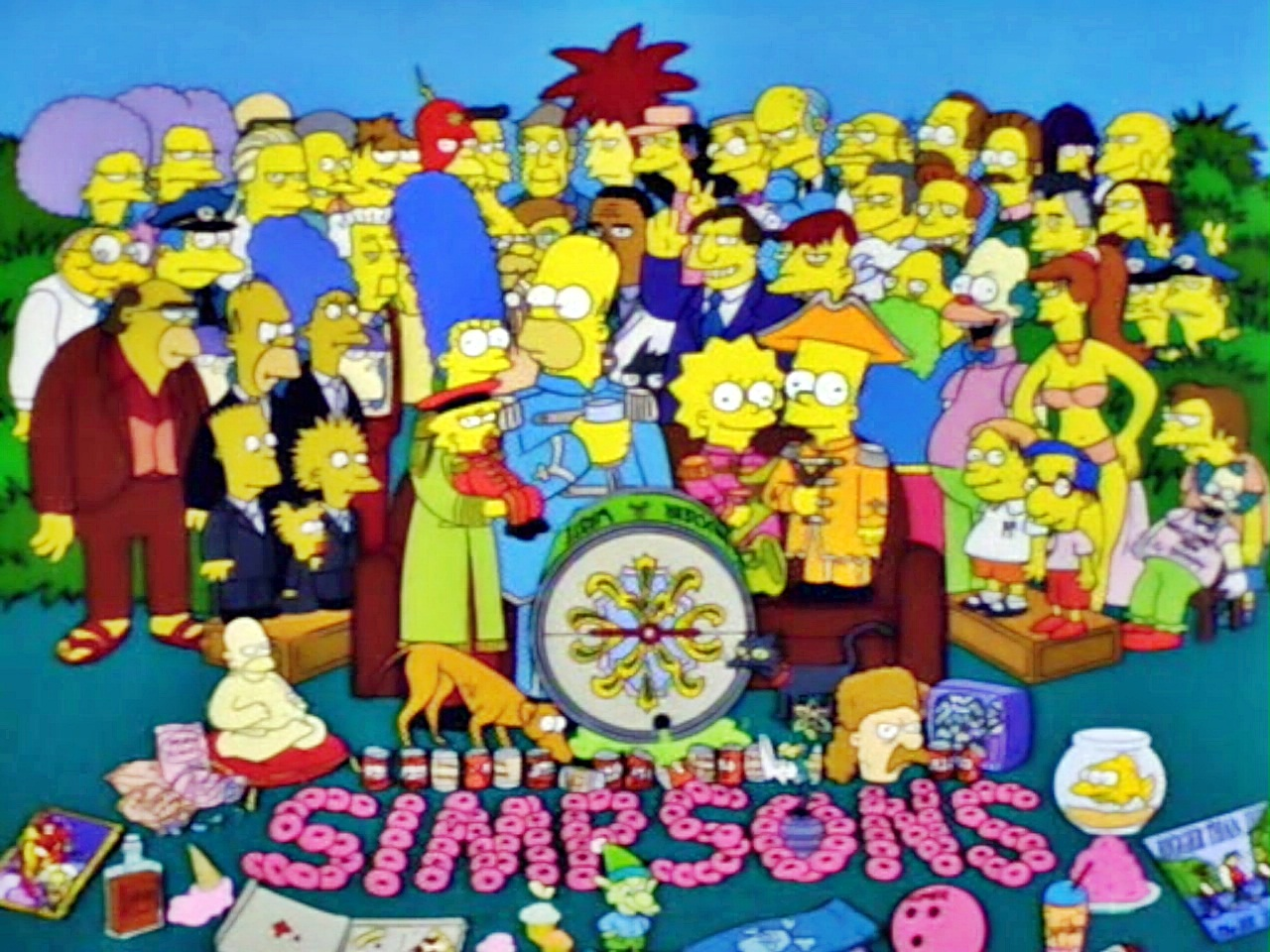 The Guys Froms Top 100 Simpsons Episodes