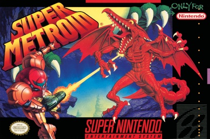 This is a great game, and still (as far as I am concerned) the Best Metroid, so that's great to have as well