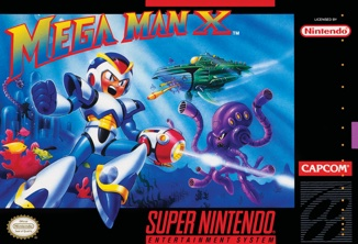 Never been a  Mega Man  guy. Never got into it, but I'm happy for people to  X , and if I can actually get this, I will try this one for sure.