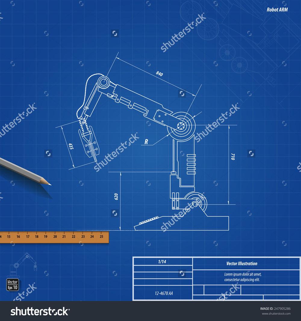stock-vector-blueprint-robotic-arm-vector-illustration-eps-247905286.jpg