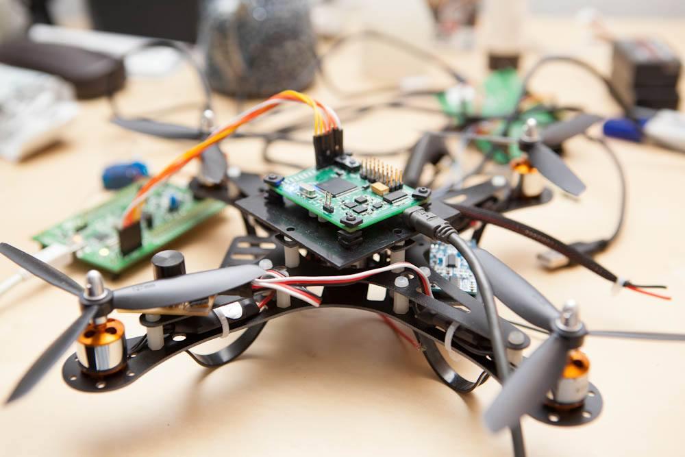 Robotics Engineer Drishti Works
