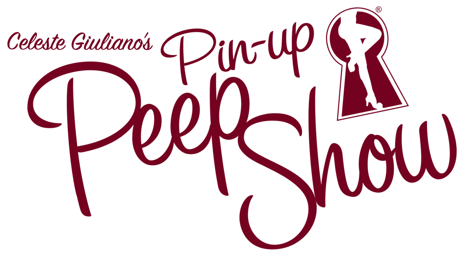 Celeste Giuliano's Pin-up Peep Show