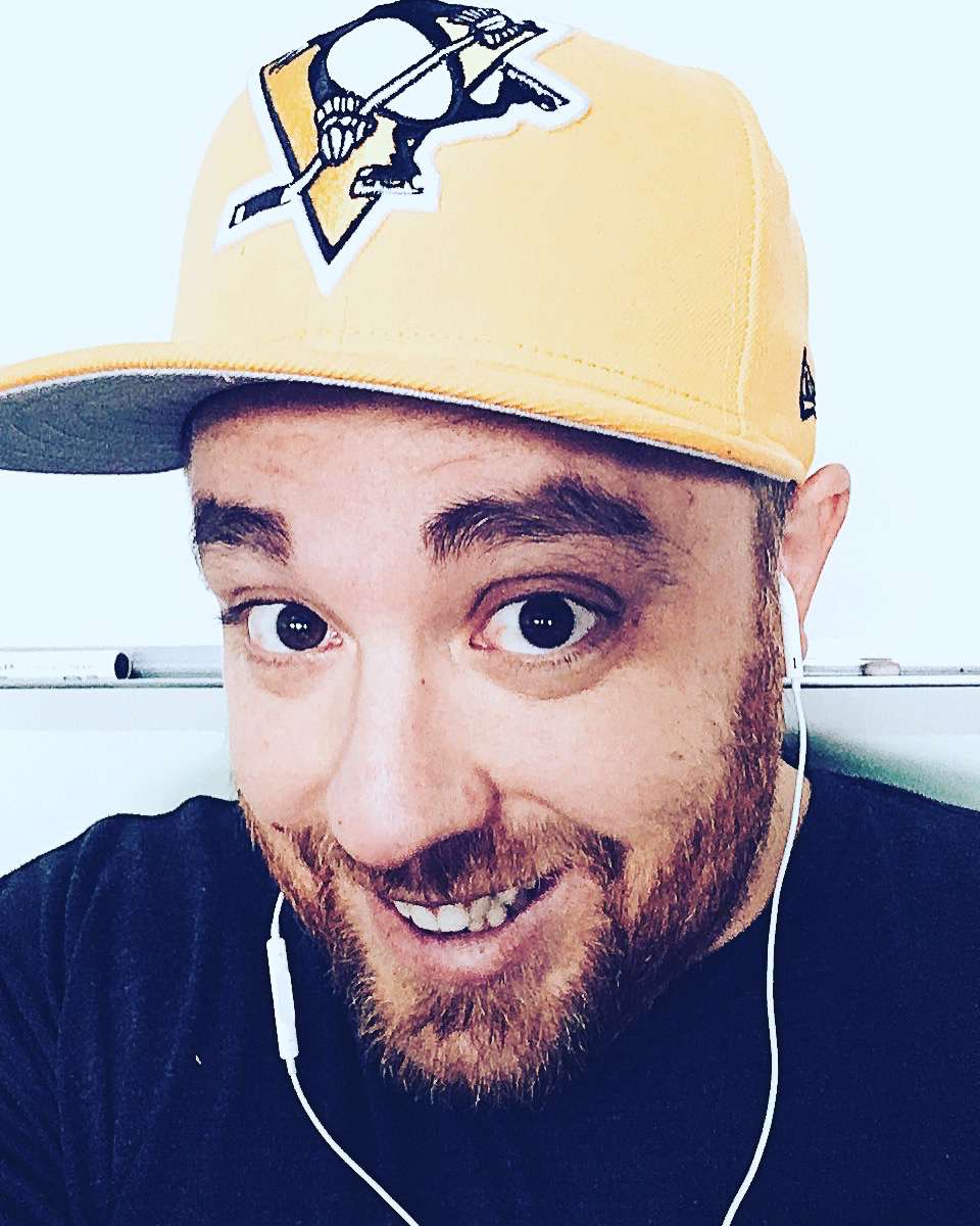 Husband, dad, writer… - musician, photographer, lifelong Pens fan.