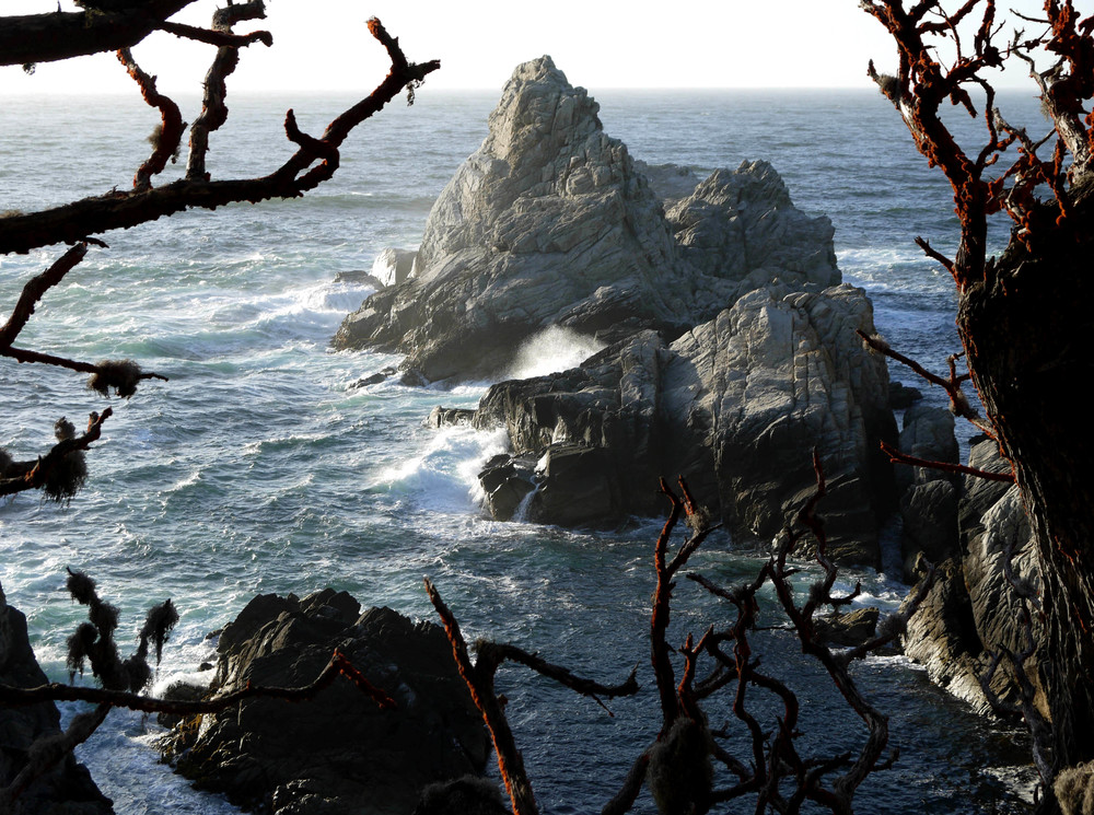 The Pinnacle, Point Lobos State Reserve.