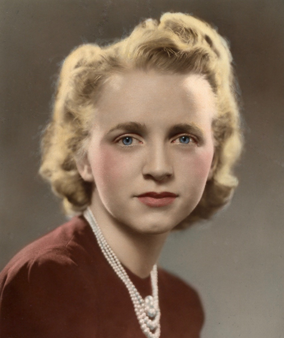 Ella Erickson in 1938.