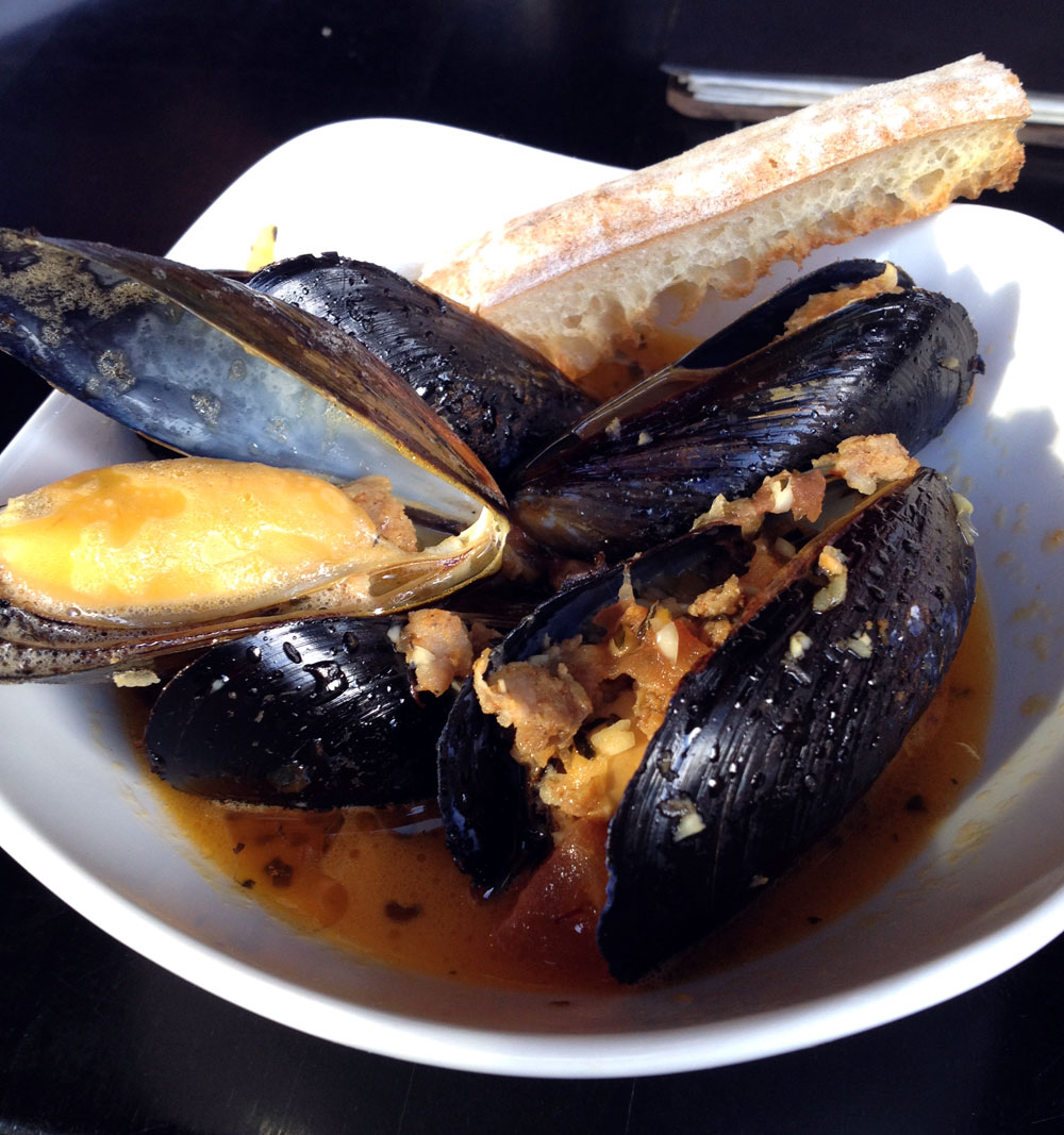 The South Side - PEI MUSSELS