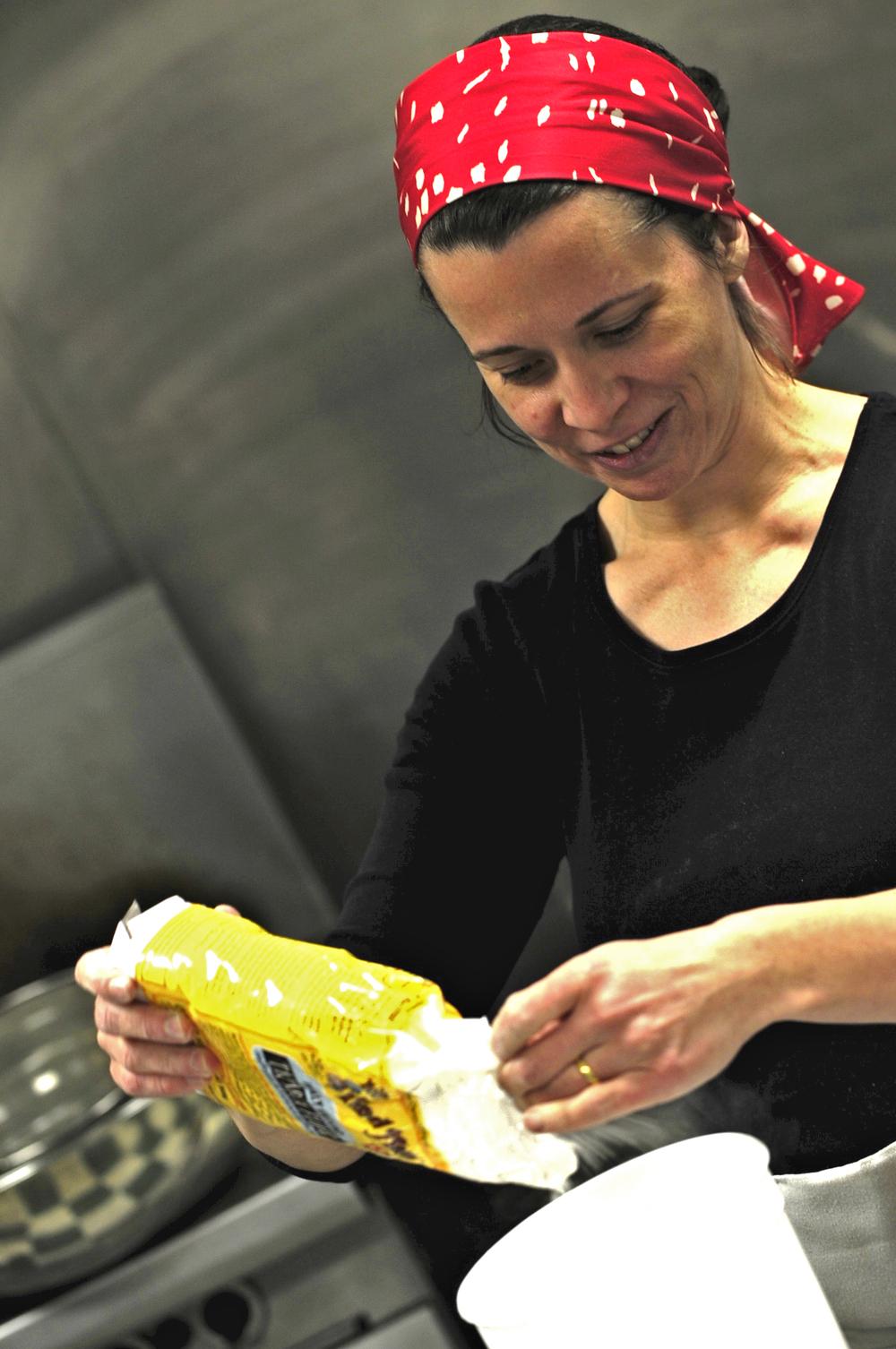 Caitlin Baking