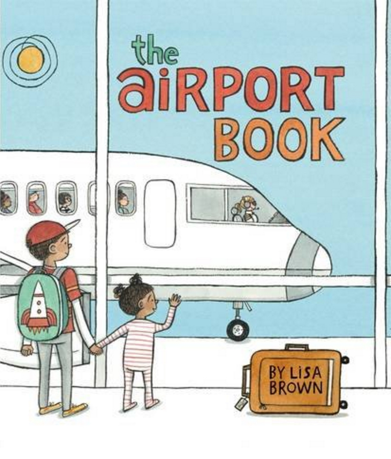 The Airplane Book, by Lisa Brown