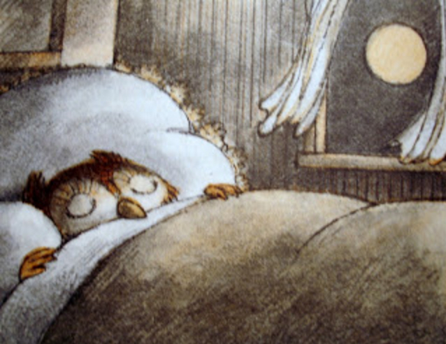 From  Owl at Home , by Arnold Lobel