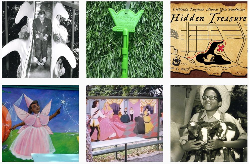 Photos: Fairyland & the Fairyland Archives