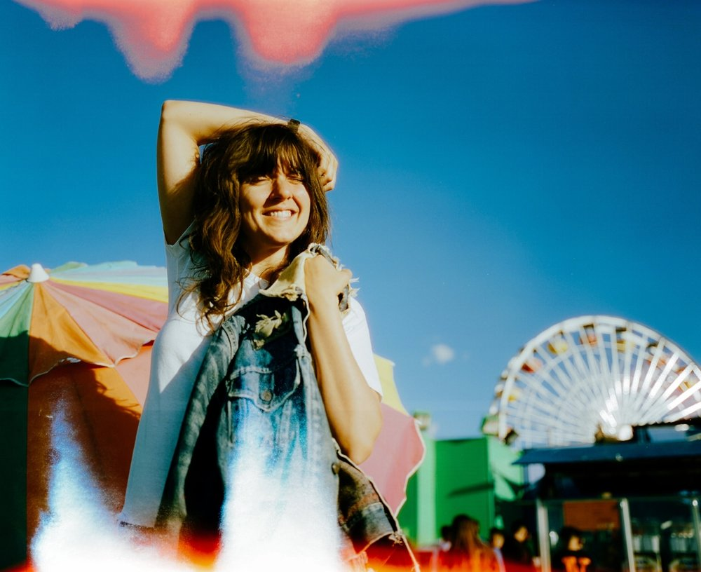Courtney Barnett, photo credit Pooneh Ghana.