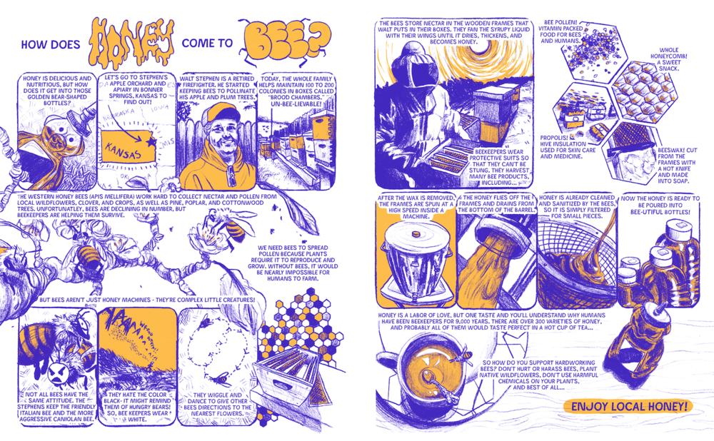How does Honey Come to Bee? by Casper Warren