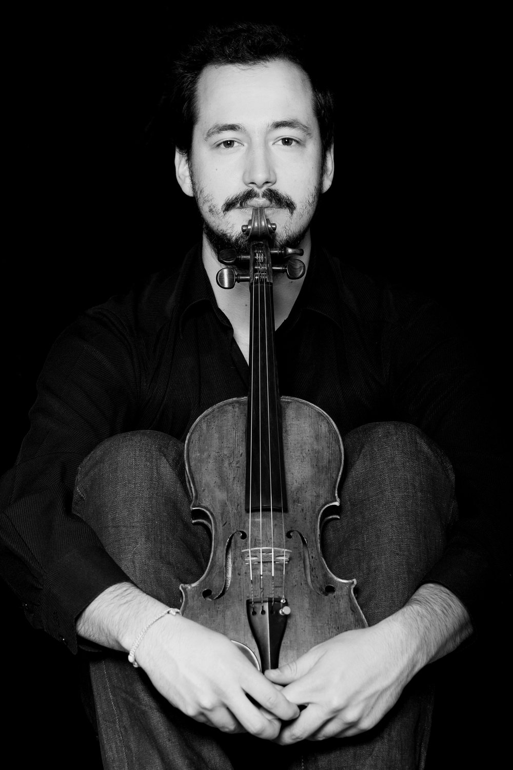 Guillaume Chilemme violon