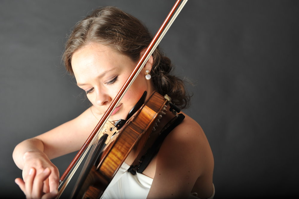 Alexandra Conunova violon