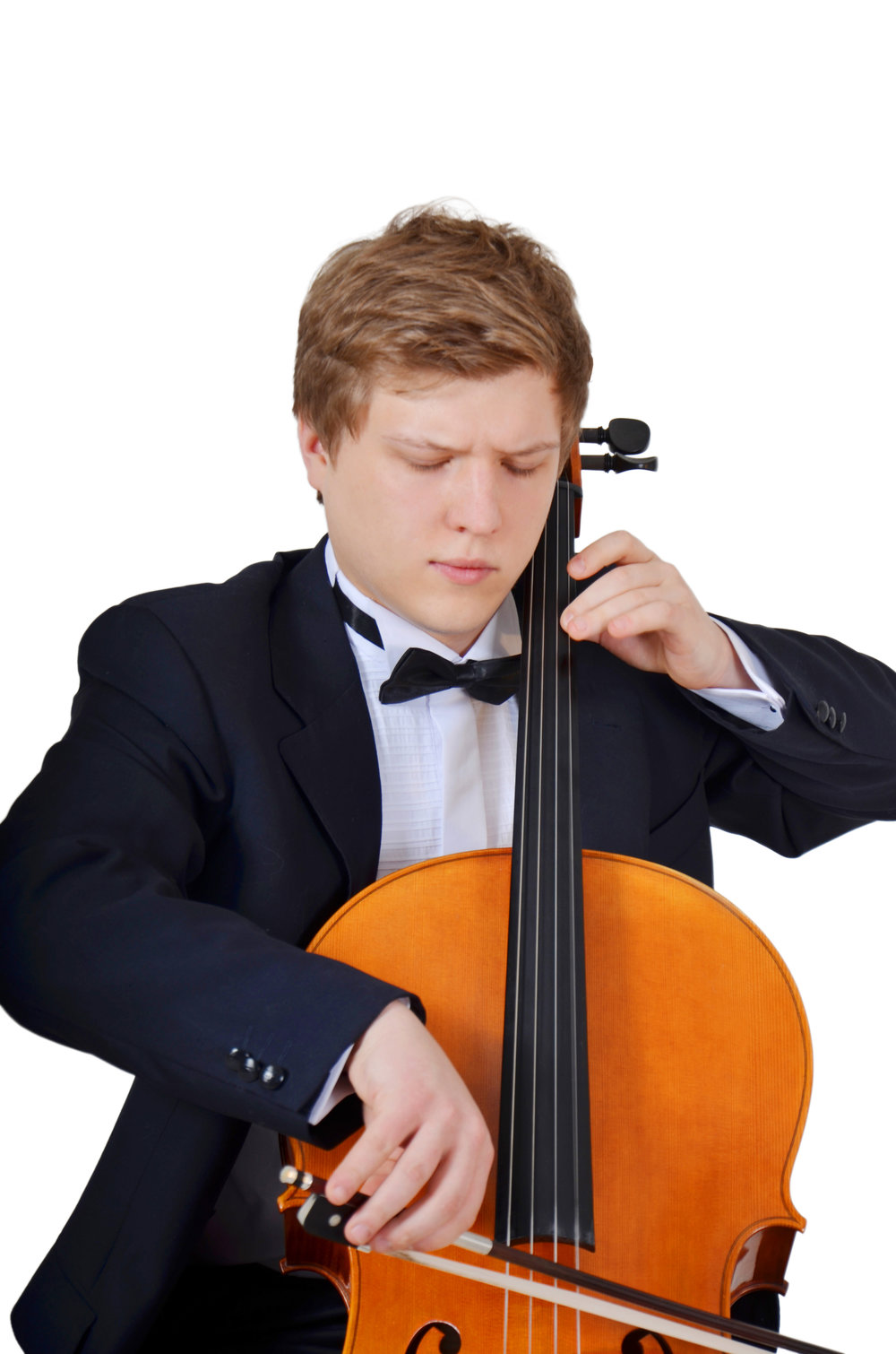 Aleksey Shadrin violoncelle