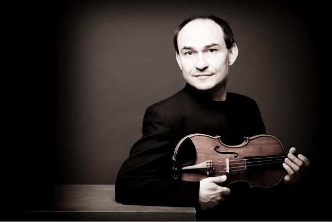 Stephan Picard Masterclasses de violon