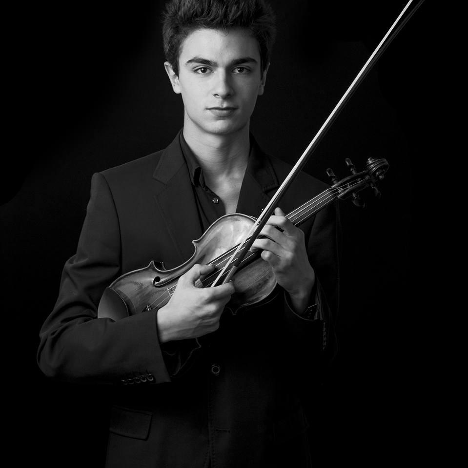 Luka Ispir, violon
