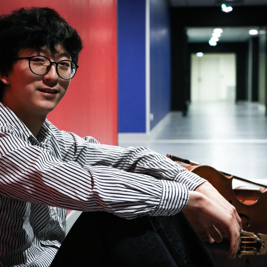 Bo-Geun Park, violoncelle