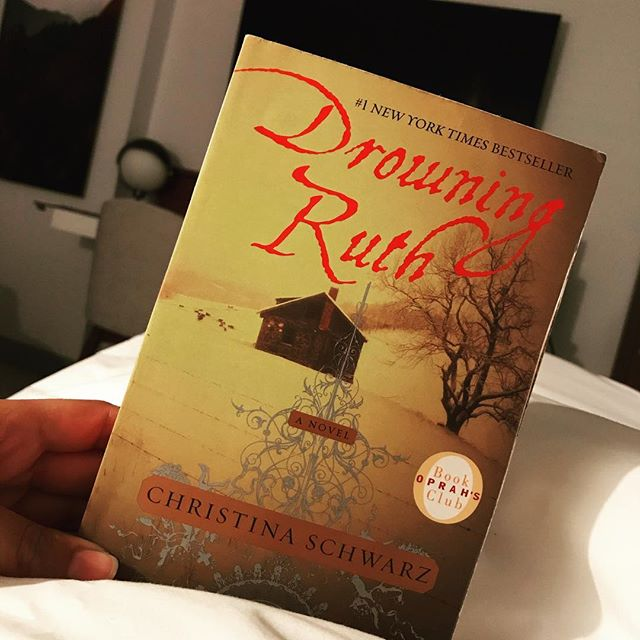 Finally finished #DrowningRuth. I'm not going to lie, it took a little while to get through this self described psychological thriller. 🤷🏽‍♀️ I'm curious what the conversations were like at #oprahsbookclub ... #writersofig #writersofinstagram #writerslife #writers #writer #write #amwriting #poetsofig #poetsofinstagram #poetrycommunity #poetry #poets #poet #poem #poems #readersofinstagram #reading #read #bookstagram #booksofinstagram #blackwriters #womenwriters #ninabrav #aninaproduction