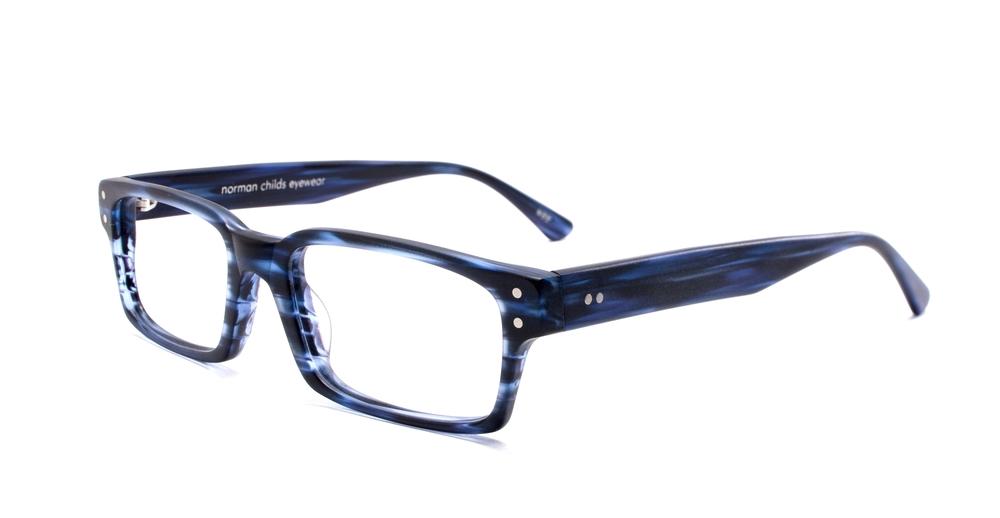 Brdar- Matte Blue Strip