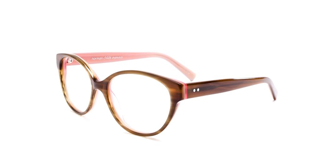 Schenley - Olive Tortoise/Pink