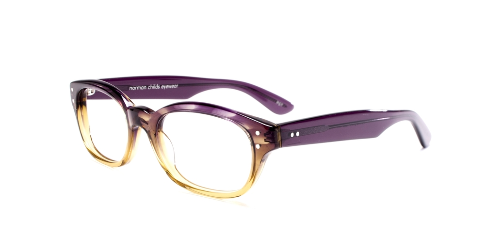 Vintage 11 - Purple Grey/Yellow