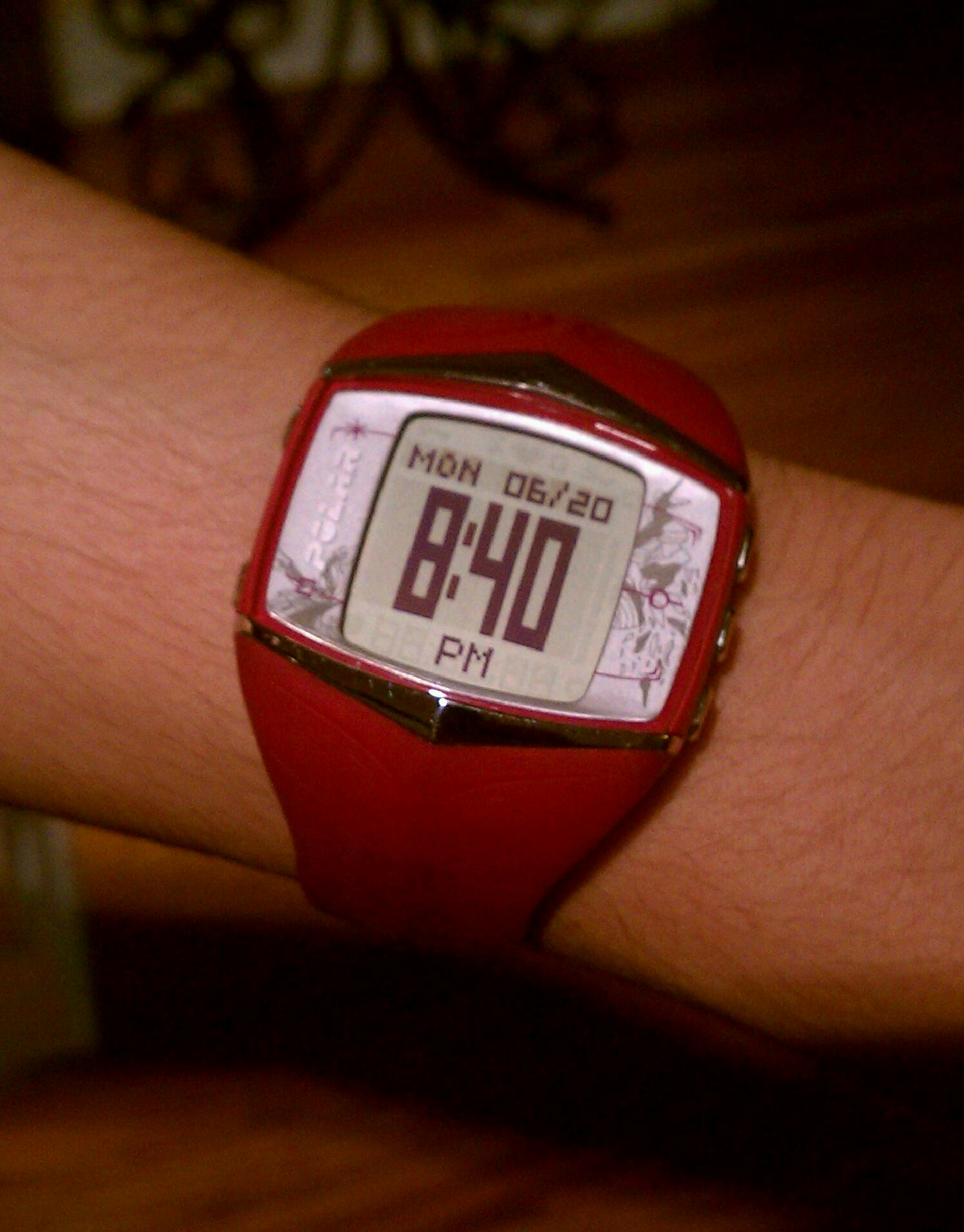 Heart Rate Monitor, Calorie Burn, Polar
