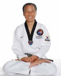 Grand Master Kim from BM Kims Tae Kwon do