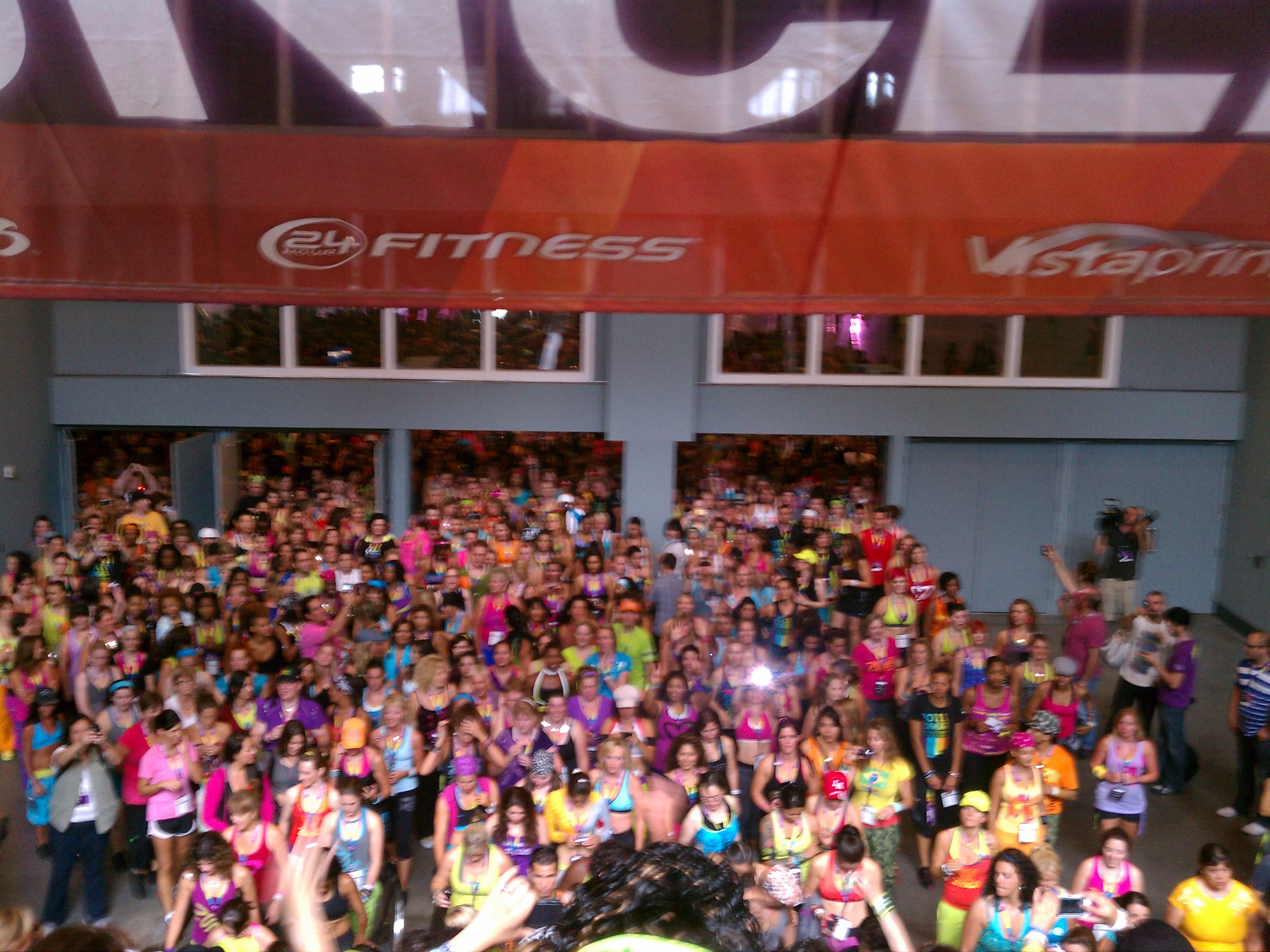 zumba convention
