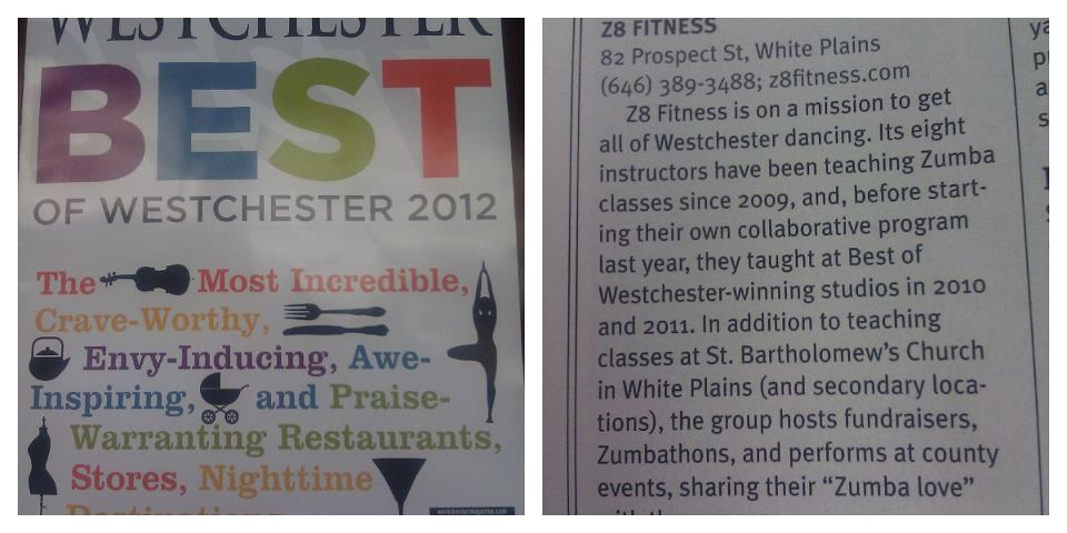 best of westchester z8 fitness