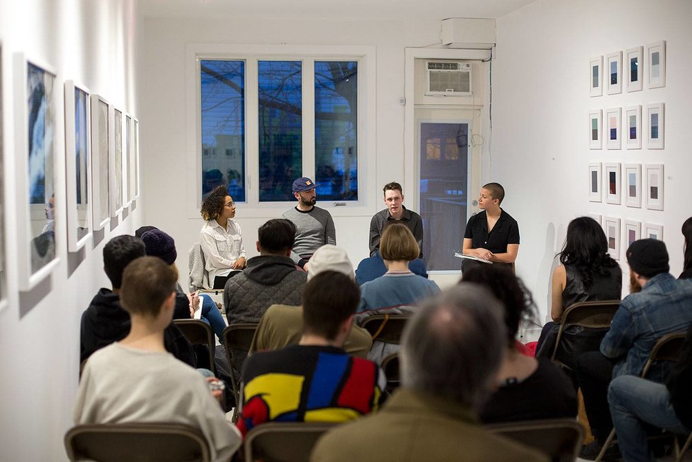 build yourself a home : a panel feat. alex mccalla, francisco-fernando granados + aaron moore (hosted by portrait.co)