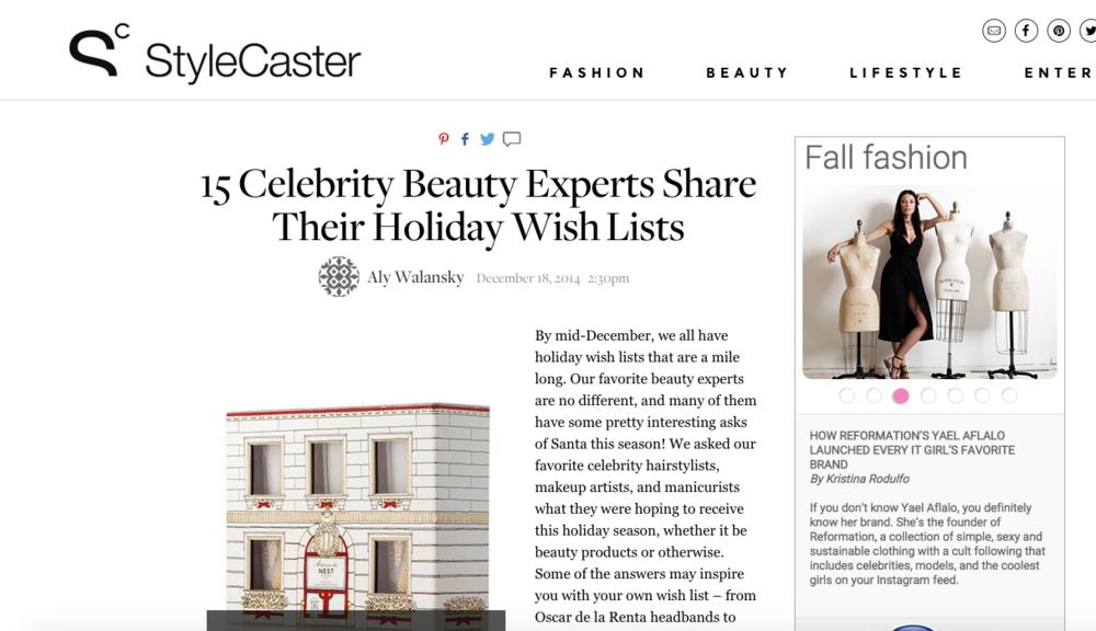 StyleCaster | December 2014