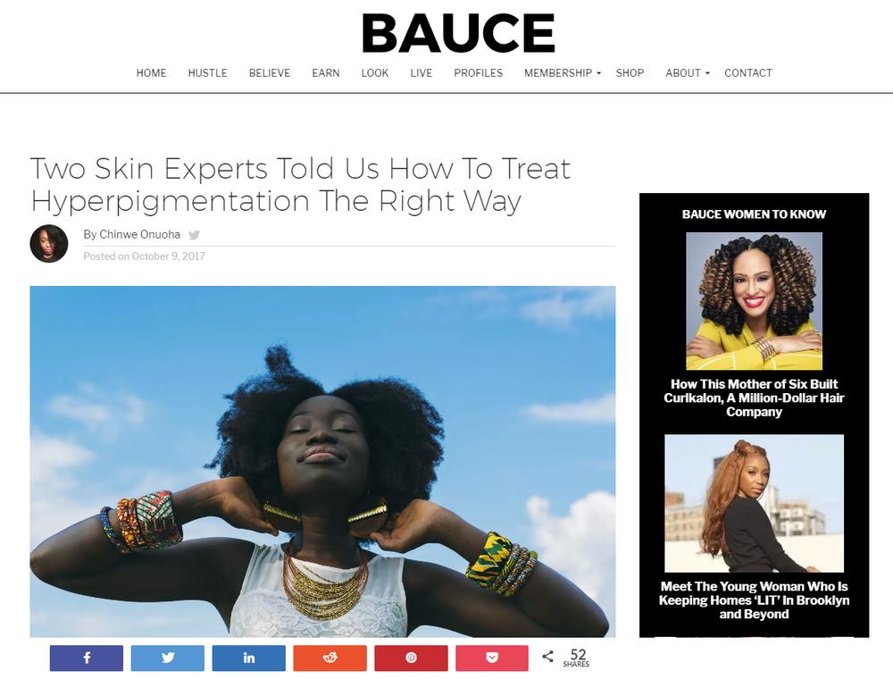 Bauce | October 2017