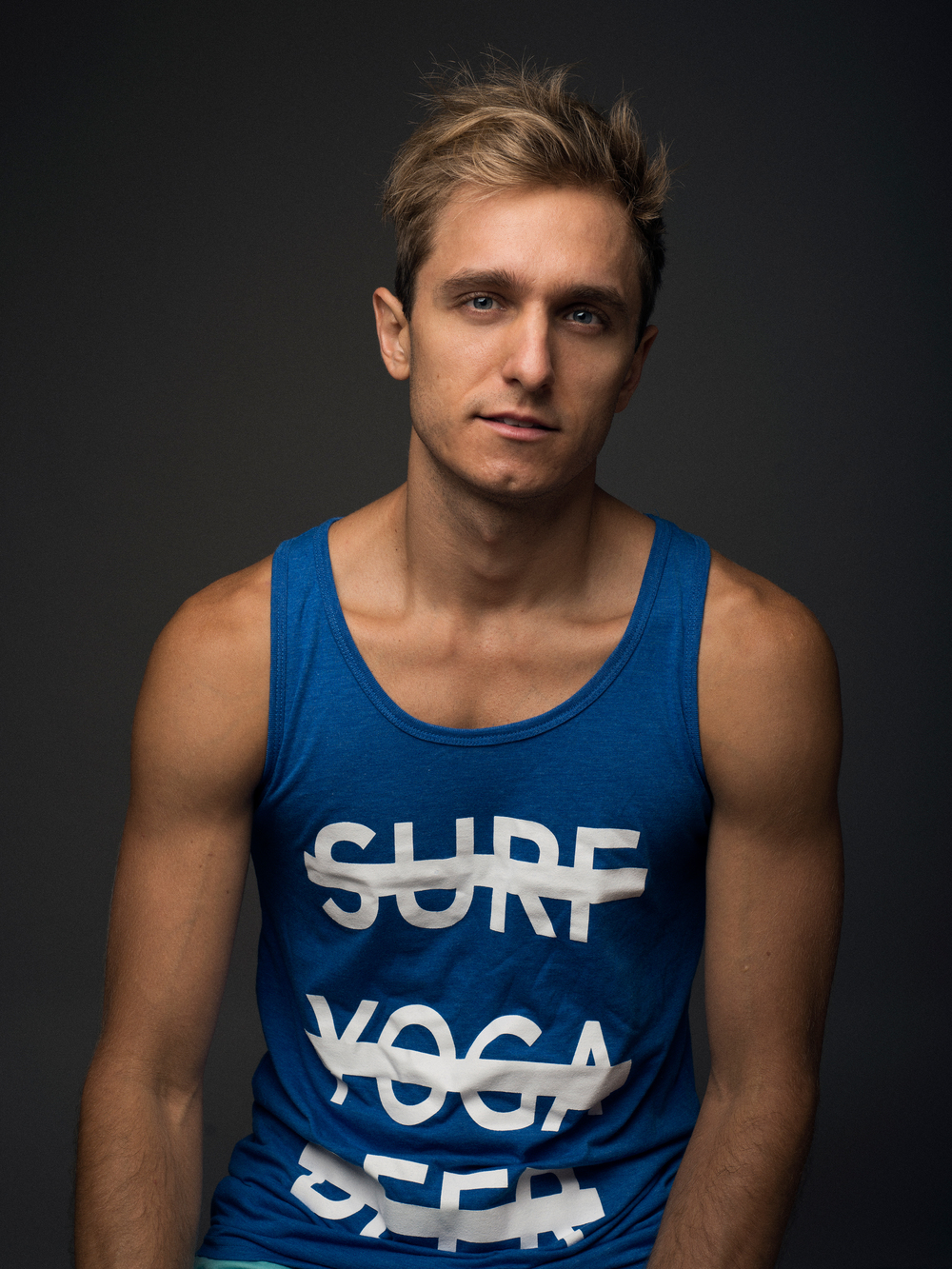MANTAS ZVINAS, coordinator + surf instructor