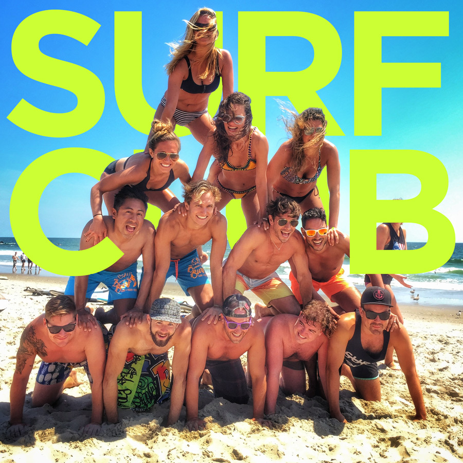 Surf Club - Select Summer Fridays 8am-5pm