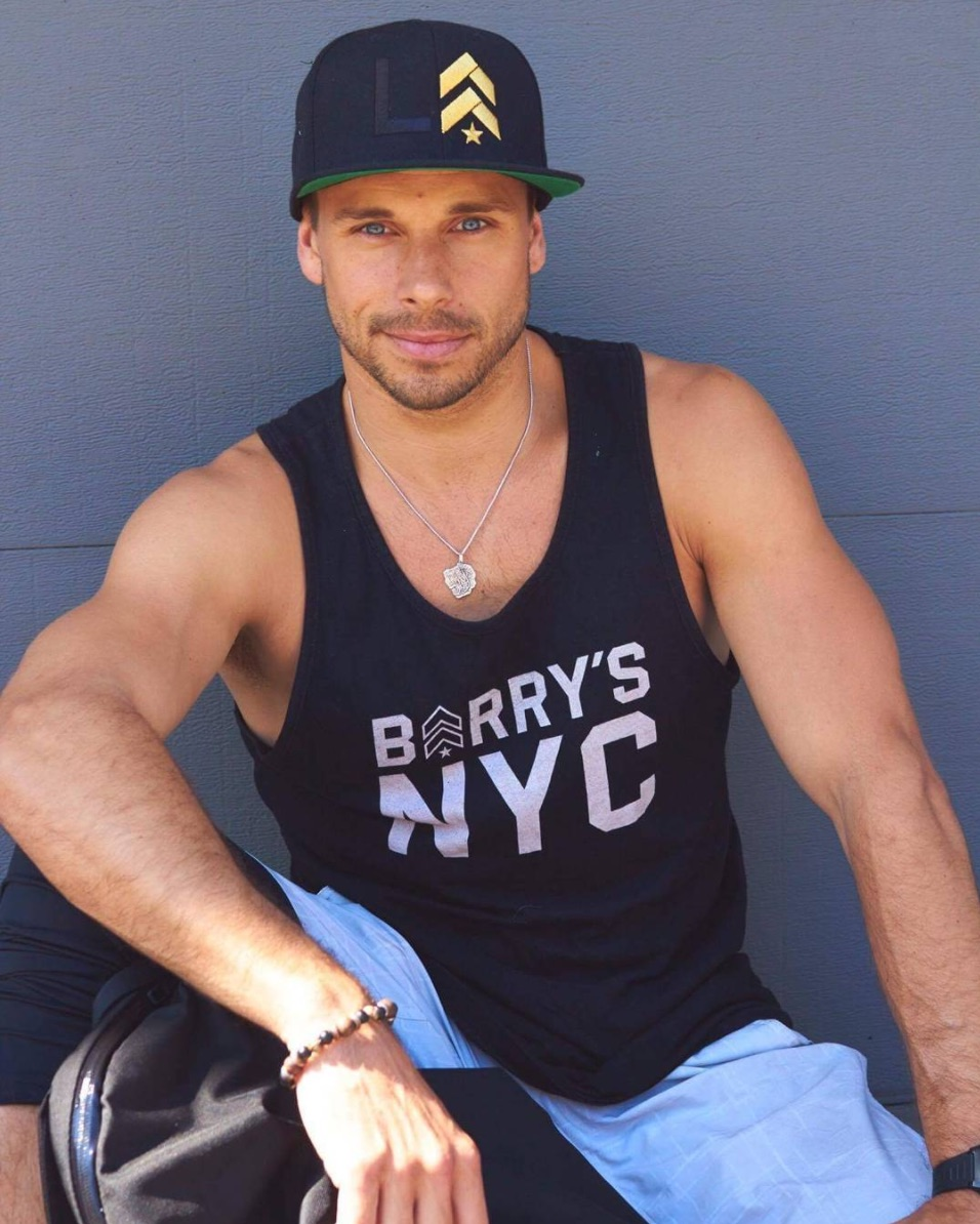 BRADFORD RAHMLOW | Fitness Master Bradford is a professional dancer, fitness instructor and instigator of Aloha. His approach to fitness is all about fun, focus and family. Get ready for adventure, plenty of retox and some spiritual discovery along the way.