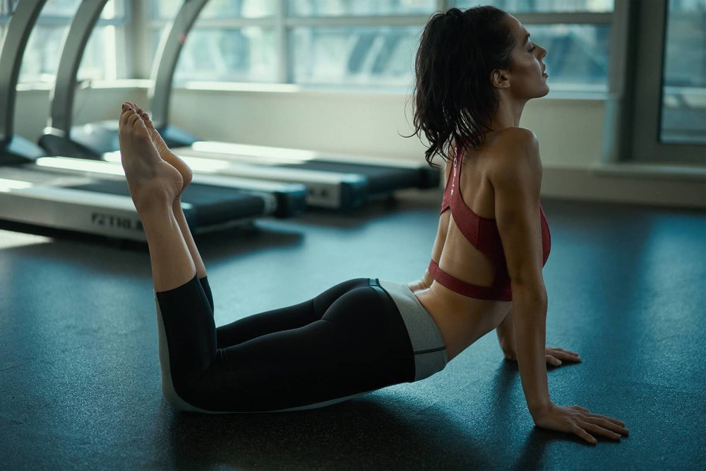 DANIELA DIB | Yoga Instructor Get ready for some sexy yoga sessions with one of the most badass teachers from Canada, aye!