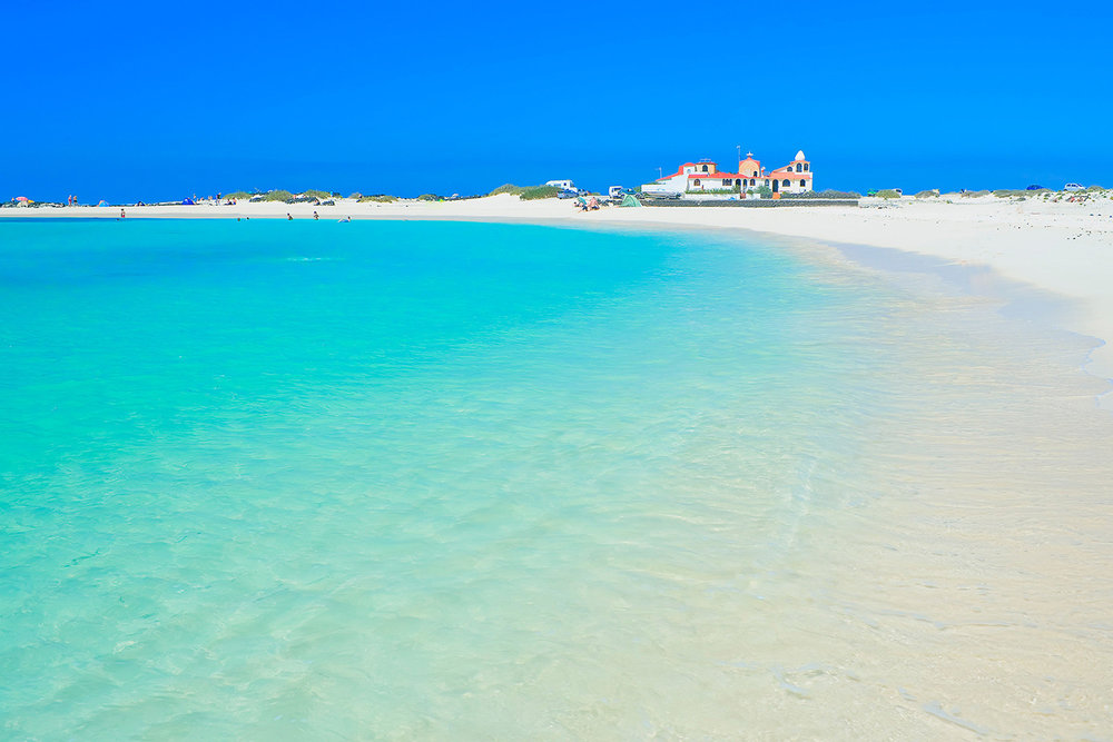 One of the beaches we're gonna go to...