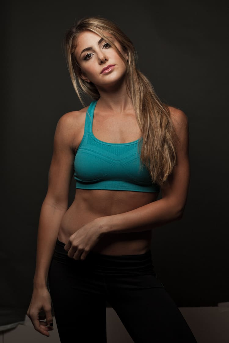ALEX SILVER-FAGAN |  Fitness Legend  Get ready to find abs you've never thought you had and namaste yourself to bliss at the same time. She's bringing the perfect balance of intensity, tranquility and good vibes!