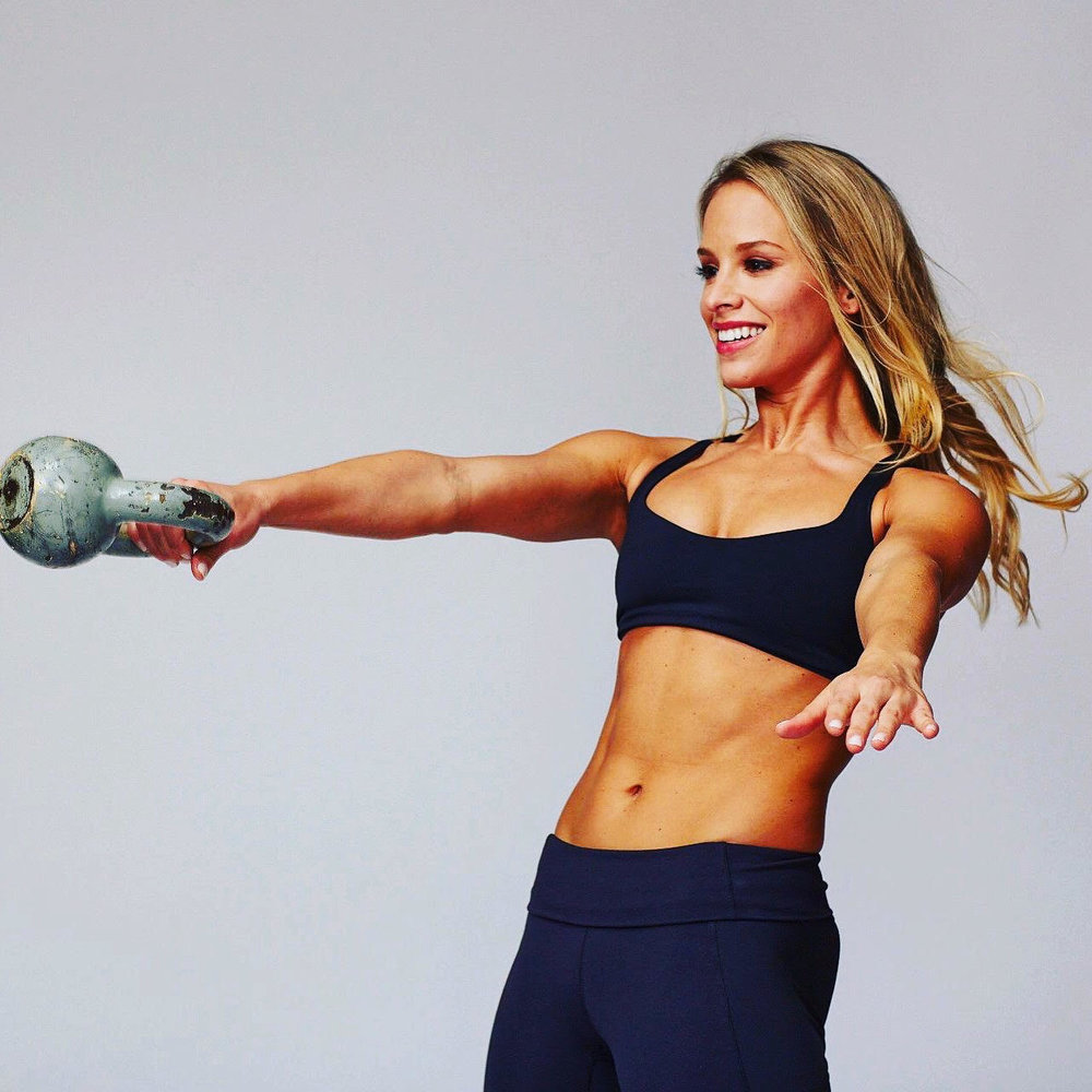 CHRISTINA JENSEN | Fitness Babe   Teaching one of the most intense classes at Rumble Boxing in NYC, she's got an extensive 10+ year background in the fitness scene. Besides the workouts, she's prolly gonna make you smile till your jaw hurts every single day!