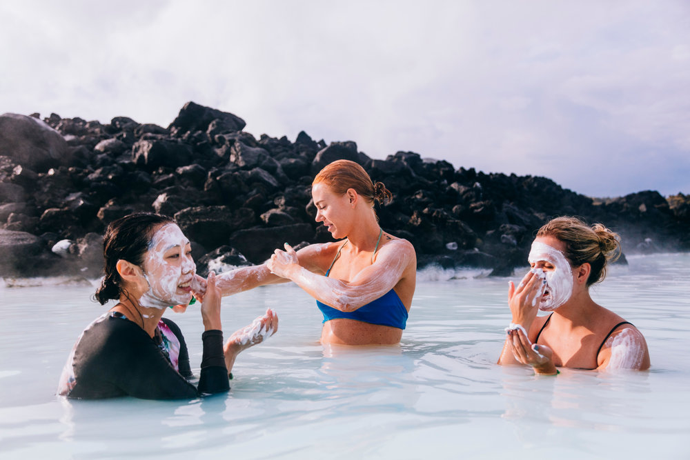 Recovery at the Blue Lagoon