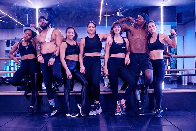 I go to class, for the SQUAD! #SquadGoals #Team #GroupFitness •• • •• • •• #Fithouse #ConcreteTarzan #MPR2FIT #NYCfitness #NYClife #NYClifestyle #HIIT #Yoga #Dance #Stretch #Barre #Bodyweight #boxing #Trampoline #FunFitness #groupfitness #boutiquefitness #groupexercise #fitnessinstructor #Motivation #goals #goodvibes #faceyourfears #LetsDoSomePullUps #absworkout #abs